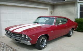 1969 Chevy Chevelle Big Block Images